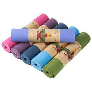 Thảm Yoga TPR Eco Friendly 1
