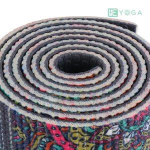 Thảm Yoga PU Relax hoa văn mỹ thuật (HVMT1) 3
