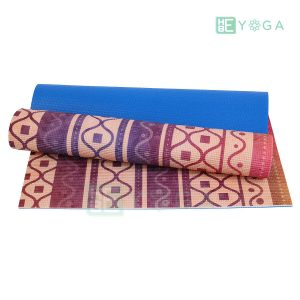 Thảm Yoga PU Relax hoa văn mỹ thuật (HVMT4) 1