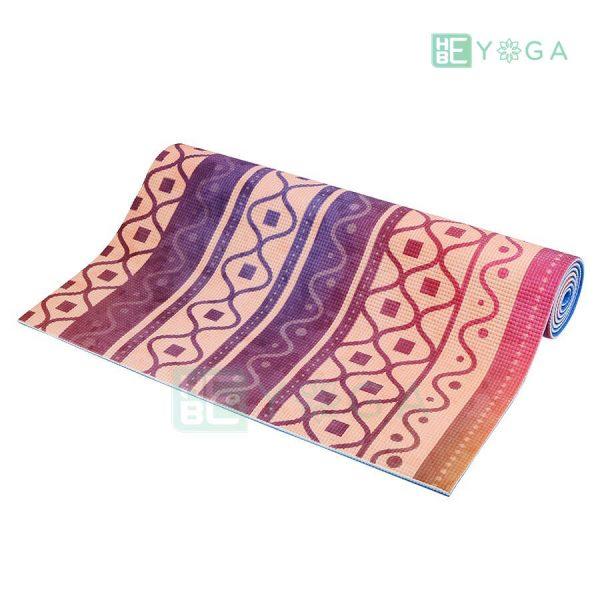 Thảm Yoga PU Relax hoa văn mỹ thuật (HVMT4) 2