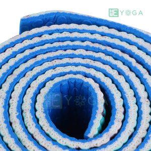 Thảm Yoga PU Relax hoa văn mỹ thuật (HVMT5) 3