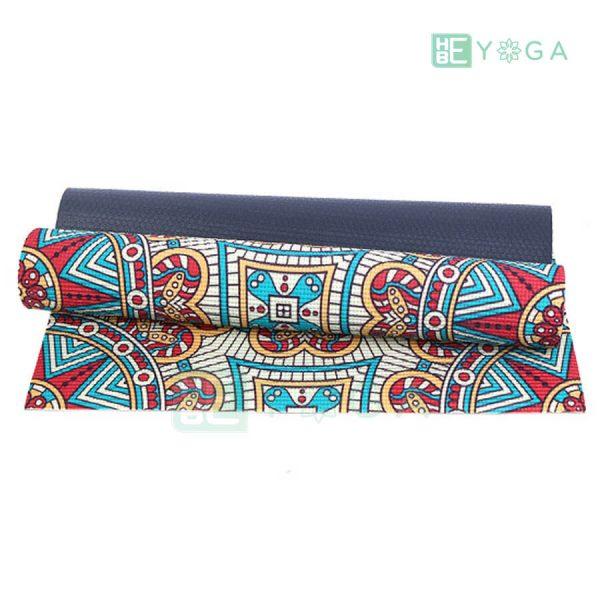 Thảm Yoga PU Relax hoa văn mỹ thuật (HVMT8) 1