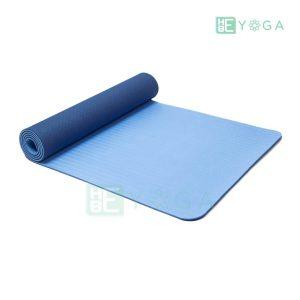Thảm Yoga TPE Eco Friendly màu xanh dương 1