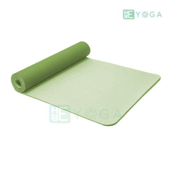 Thảm Yoga TPE Eco Friendly màu xanh lá 1