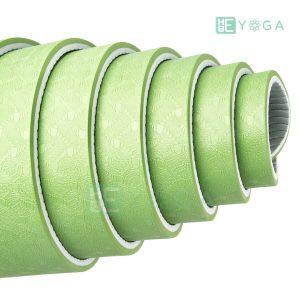 Thảm Yoga TPE Eco Friendly màu xanh lá 2