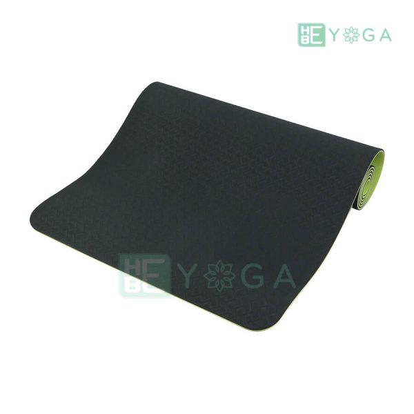 Thảm Yoga TPE Eco Friendly màu xanh rêu 1