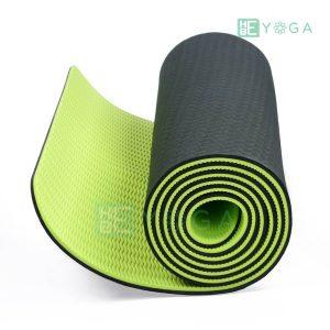 Thảm Yoga TPE Eco Friendly màu xanh rêu 3