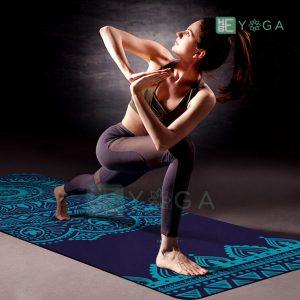 Thảm Yoga du lịch hoa văn độc đáo 2