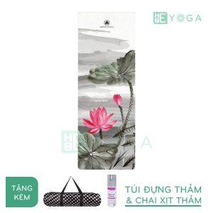 Thảm Yoga du lịch hoa văn độc đáo (hvdd11)