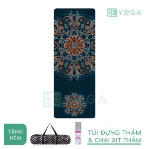 Thảm Yoga du lịch hoa văn độc đáo (hvdd4)