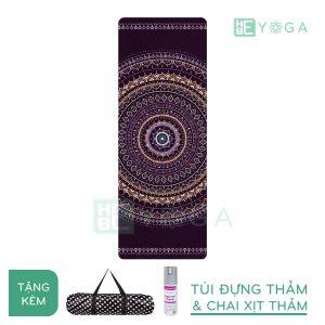 Thảm Yoga du lịch hoa văn độc đáo (hvdd5)