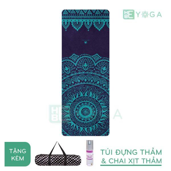 Thảm Yoga du lịch hoa văn độc đáo (hvdd7)