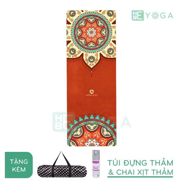 Thảm Yoga du lịch hoa văn độc đáo (hvdd9)