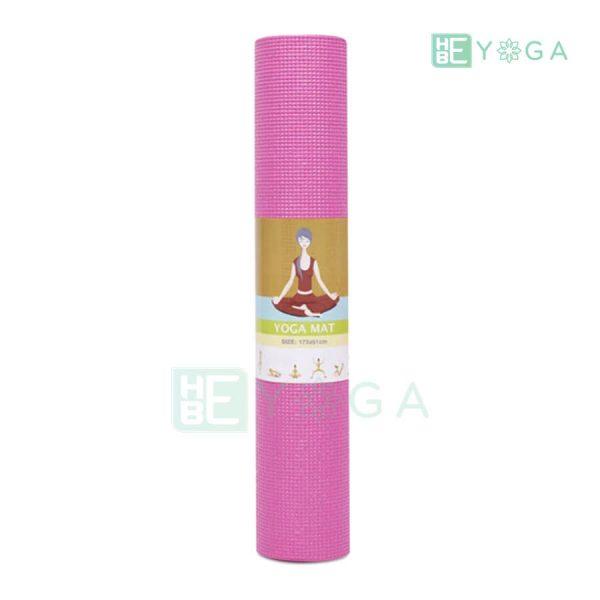 Thảm Yoga Ribobi trơn màu tím 2