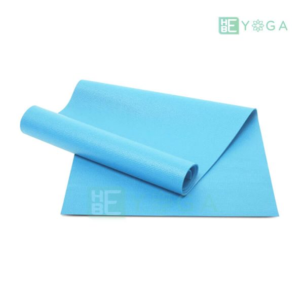 Thảm Yoga Ribobi trơn màu xanh dương