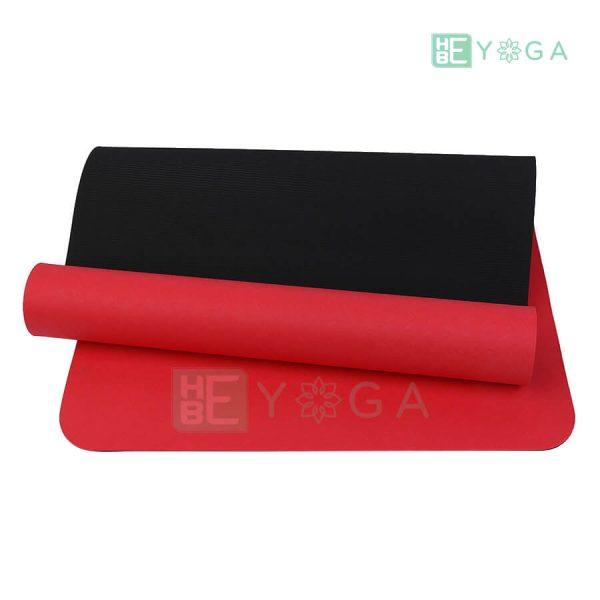 Thảm Yoga TPE Eco Relax màu đỏ 1