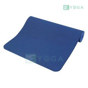 Thảm Yoga TPE Eco Relax màu xanh dương 2