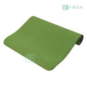 Thảm Yoga TPE Eco Relax màu xanh lá 2