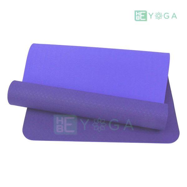 Thảm Yoga TPE Eco Relax màu tím môn 1