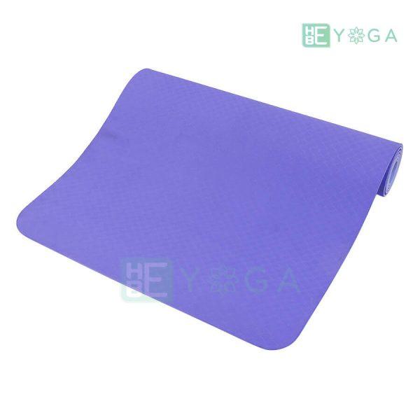 Thảm Yoga TPE Eco Relax màu tím môn 2