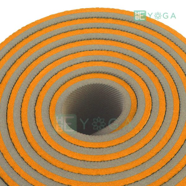 Thảm Yoga TPE ZERA màu cam 3