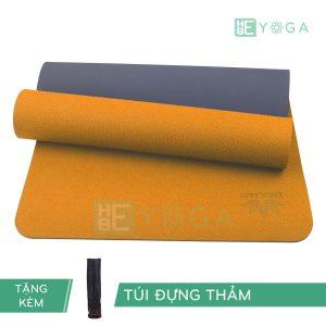 Thảm Yoga TPE ZERA màu cam