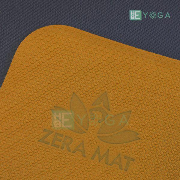 Thảm Yoga TPE ZERA màu cam 4