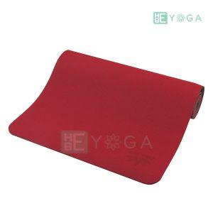 Thảm Yoga TPE ZERA màu đỏ 1