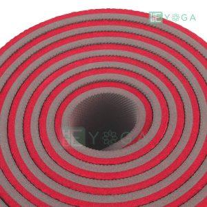 Thảm Yoga TPE ZERA màu đỏ 3