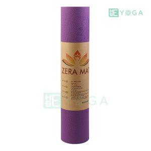 Thảm Yoga TPE ZERA màu tím 2