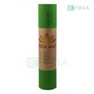 Thảm Yoga TPE ZERA màu xanh lá 2