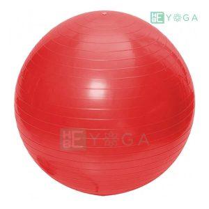Bóng tập Yoga trơn màu đỏ