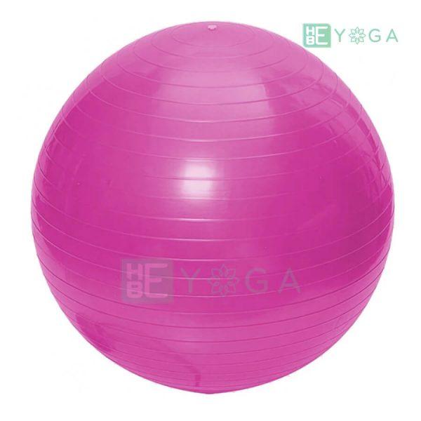 Bóng tập Yoga trơn màu hồng