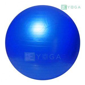 Bóng tập Yoga trơn màu xanh dương