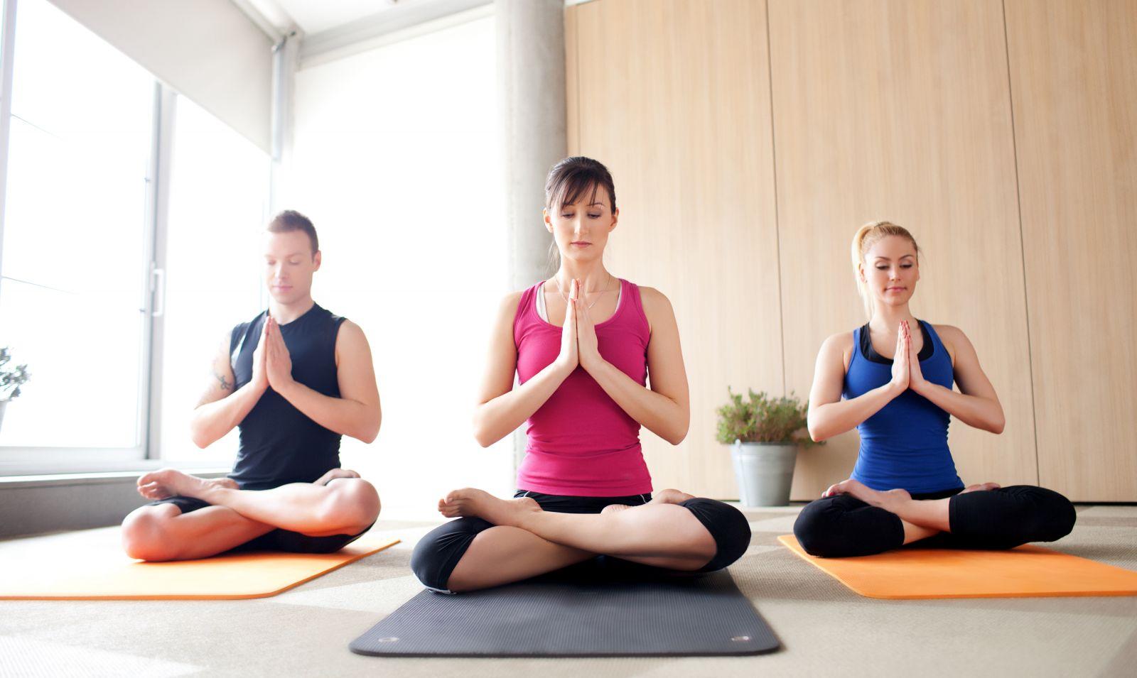 những lời khuyên dành cho người mới tập yoga 1
