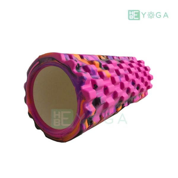 Con lăn massage tập Yoga màu hồng 1