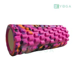 Con lăn massage tập Yoga màu hồng