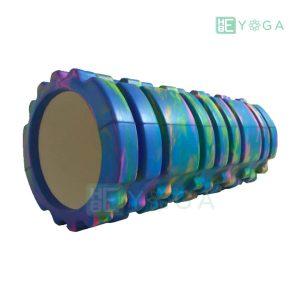 Con lăn massage tập Yoga màu xanh dương