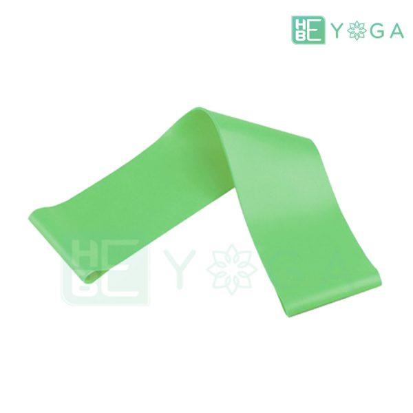 dây thun kháng lực màu xanh lá