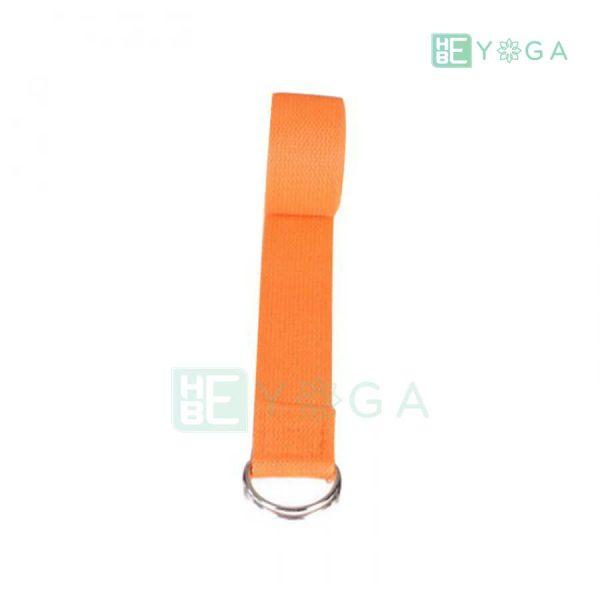 Dây đai tập Yoga màu cam