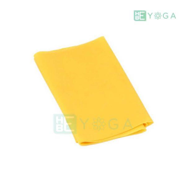 Dây thun tập Yoga màu vàng