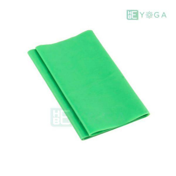 Dây thun tập Yoga màu xanh lá