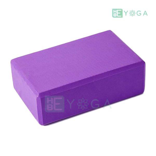 Gạch tập Yoga NA màu tím 1