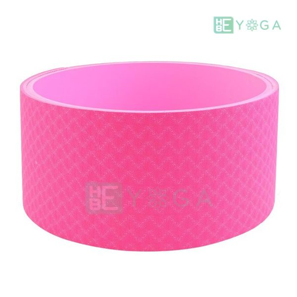 Vòng tập Yoga Eco màu hồng 1