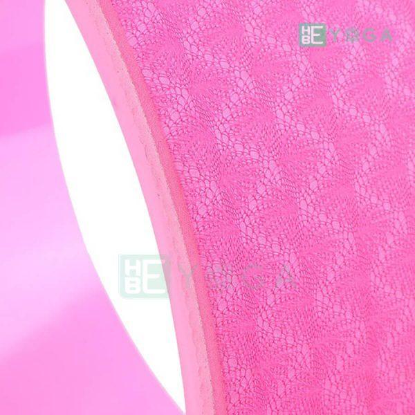 Vòng tập Yoga Eco màu hồng 2