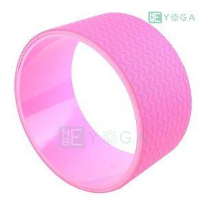 Vòng tập Yoga Eco màu hồng