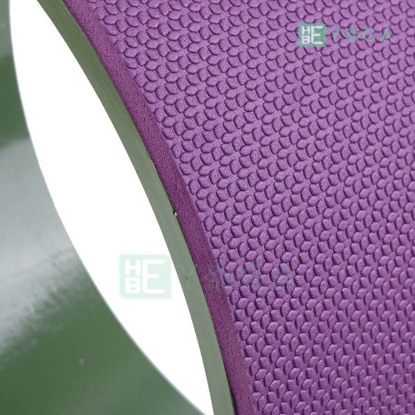 Vòng tập Yoga Eco màu tím 2