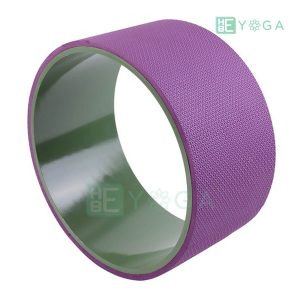 Vòng tập Yoga Eco màu tím