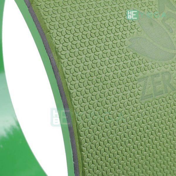 Vòng tập Yoga Eco màu xanh lá 2