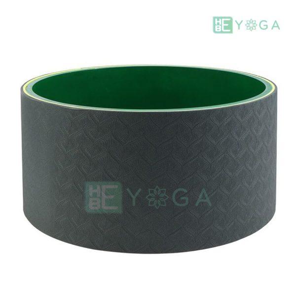Vòng tập Yoga Eco màu xanh rêu 1